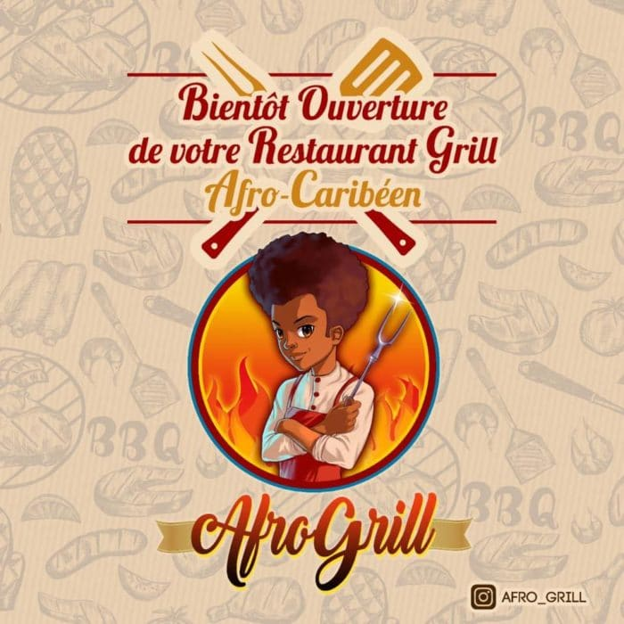 AFRO GRILL