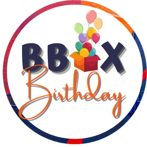 BBOX BIRTHDAY