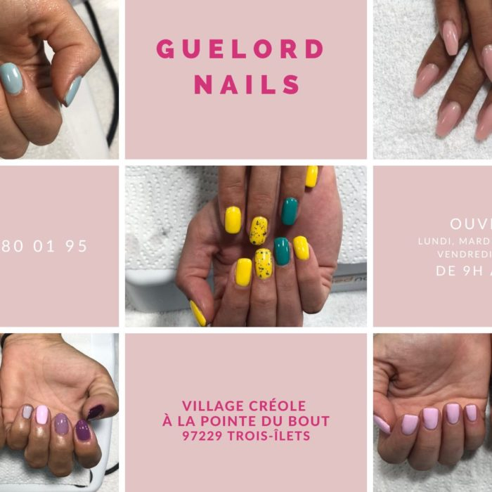 GUELORD NAILS