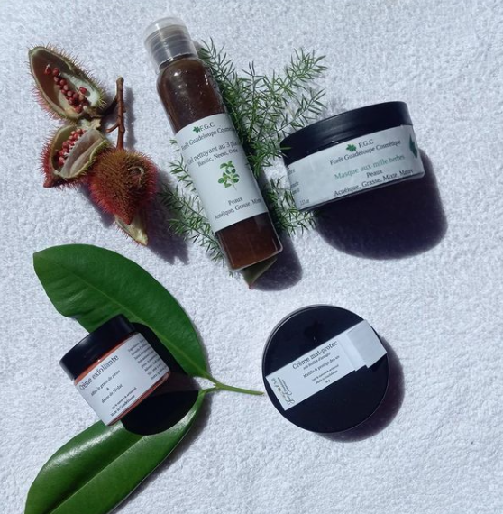 FORÊT GUADELOUPE COSMETIQUE