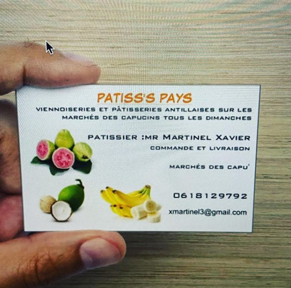 PATISS'S PAYS
